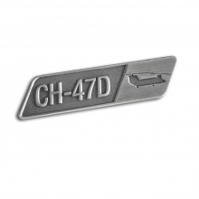 CH-47D Top View Pin