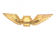 Flight Dispatcher Wing