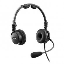Telex Airman 8 ANR Headset - Dual Plugs