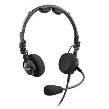Telex Airman 7 Headset - Dual Plugs