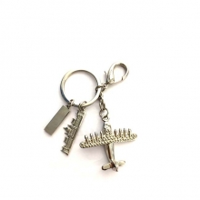 Airplane Keychain 1