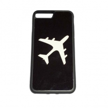 Aircraft Silhouette Cellphone Case