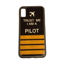 Pilot Four Bars Cellphone Case