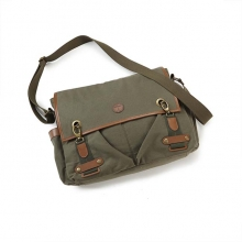 Boeing Totem Canvas Messenger Bag
