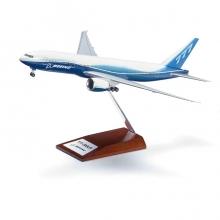 B777-200LR Snap Model 1:200
