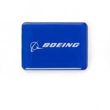 Boeing Signature Blue Magnet