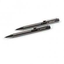 Boeing Textured Gunmetal Pen/Pencil Set