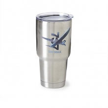 B737 MAX X-Ray Graphic Stainless-Steel Tumbler