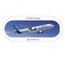 Airbus A321 Neo Sticker