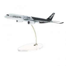 Airbus A350 XWB Carbon Livery Model 1:400